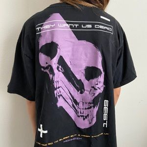 Empyre 'They Want Us Dead' Black Tee Shirt